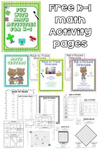 kindergarten-math-activity-pages-freebie