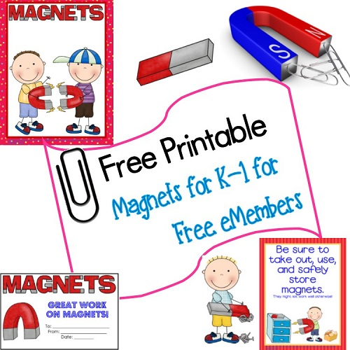 graphic relating to Free Printable Classroom Posters known as Magnets Totally free Printable with Letter Dimensions Instruction Posters