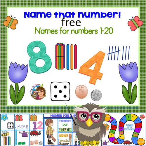 name-that-number-spring-matching-math-games