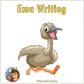 Emu Writing