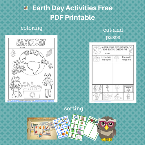 earth-day-activities-color-cut-and-paste-sort-freebie