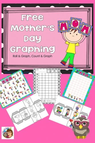 mothers-day-math-center-graphing-activity-black-and-while-and-color-printing-options