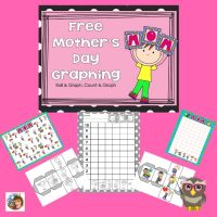 mothers-day-math-center-graphing-activity-black-and-while-or-color-printing-options