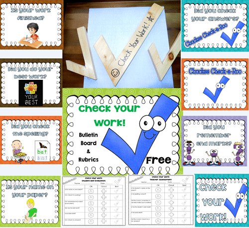 end-of-school-year-bulletin-board-to-remind-students-to-produce-quality-work-freebie