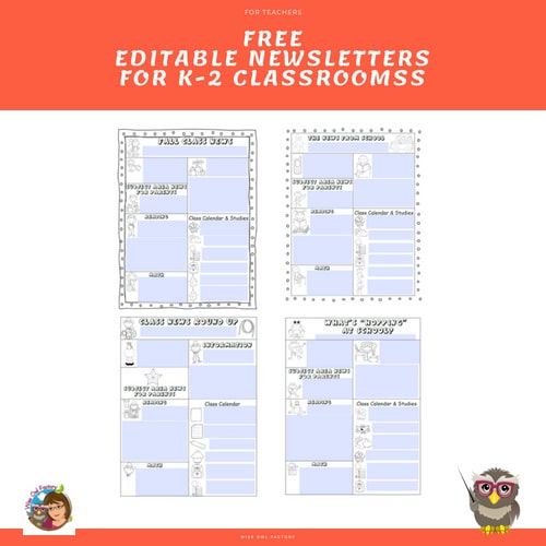 k-2-editable-freebie-newsletters-for-classrooms