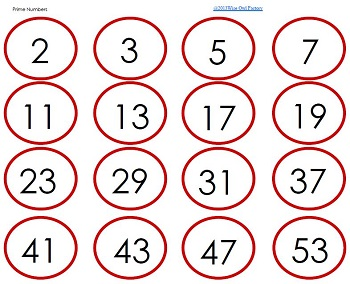 prime-numbers-page-one