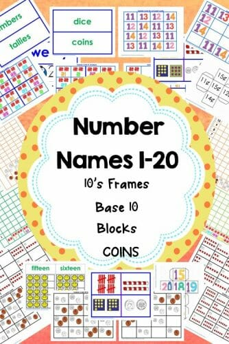 math-activities-1-20-coins-graphing-tallies