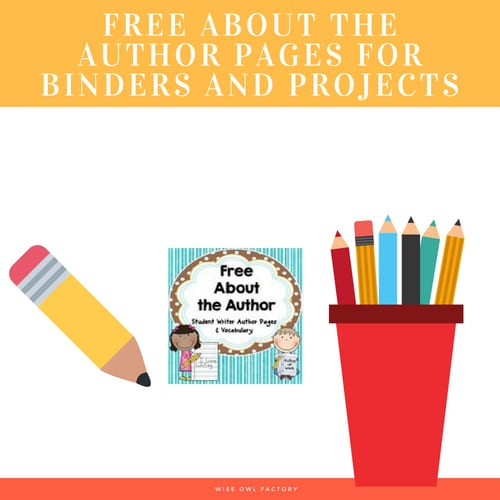 about-the-author-pages-for-writing-pieces-and-binders