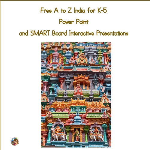 India-a-to-z-for-K-5-presentations