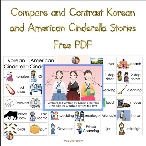 compare-contrast-Korean-and-American-Cinderella-stories