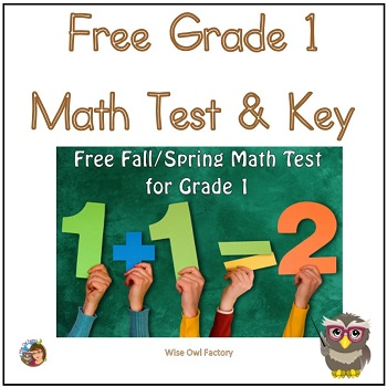 free-grade-1-math-test-and-answer-key