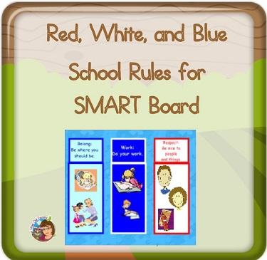 red-white-blue-school-rules