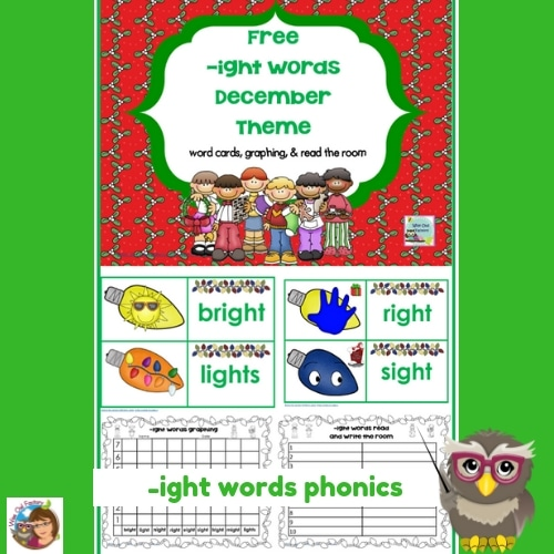 -ight-words-phonics-read-the-room-December-free-PDF