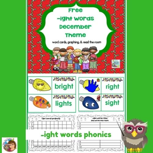 -ight-words-phonics-read-the-room-December-free-PDF