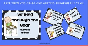 grade-one-writing-through-the-year-free-printable-for-eMembers
