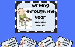 grade-one-writing-through-the-year-freebie-for-eMembers