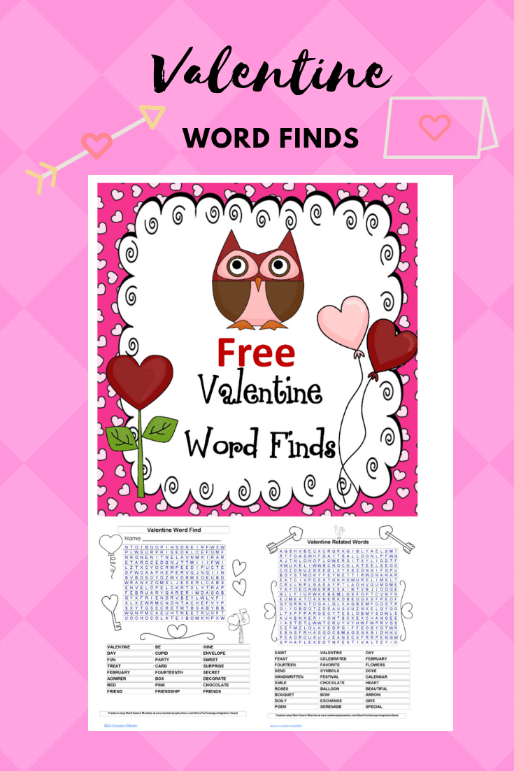 valentine-word-finds-freebie-instant-download