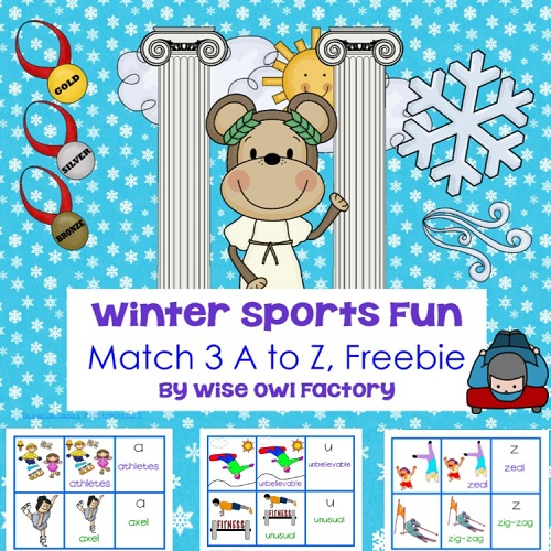 winter-olympic-matching-cards-vocabulary-instant-download