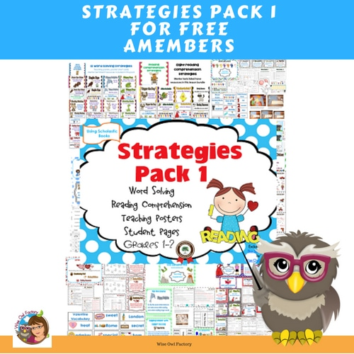 word-solving-strategies-and--reading-comprehension-strategies-pack-2