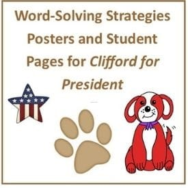 Word-solving Strategies for Clifford for President
