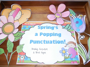 punctuation-flowers