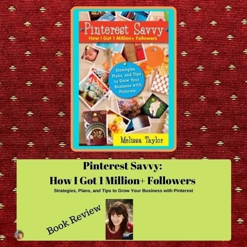 pinterest-savvy-by-Melissa-Taylor-a-book-review