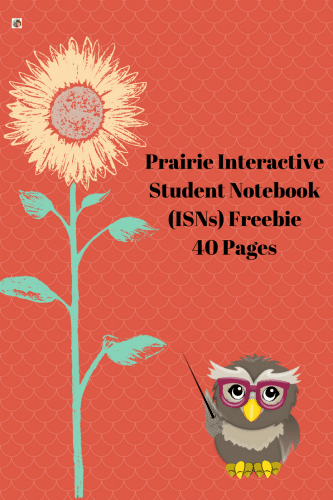 Prairie-40-page-interactive-student-notebook-freebie