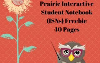 Prairie-40-page-interactive-student-notebook-freebie