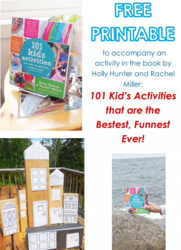 New Activities Book for Kids and Freebie