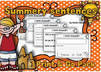 my-summery-sentences-free-pack-by-Ingles-360