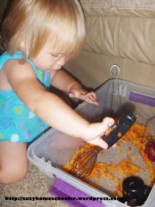 peach-sensory-bin-from-suzy-homeschooler-link-to-blog-post