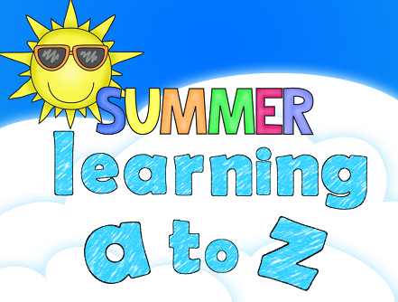 Free Summer Writing Printable with QR Codes
