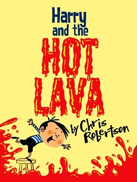 Harry and the Hot Lava Free Printable