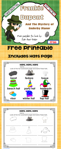 free-hats-page-is-included-in-Frankie-Dupont-free-printable