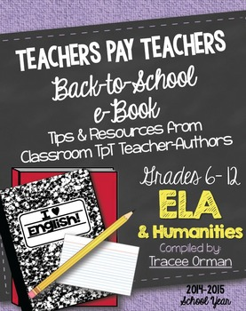 ELA-Back-to-School-Free-eBook-Grades-6-12