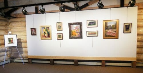 Johnson-Heritage-Post-Art-Gallery-display