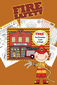 fire-safety-graph-count-math-center-freebie