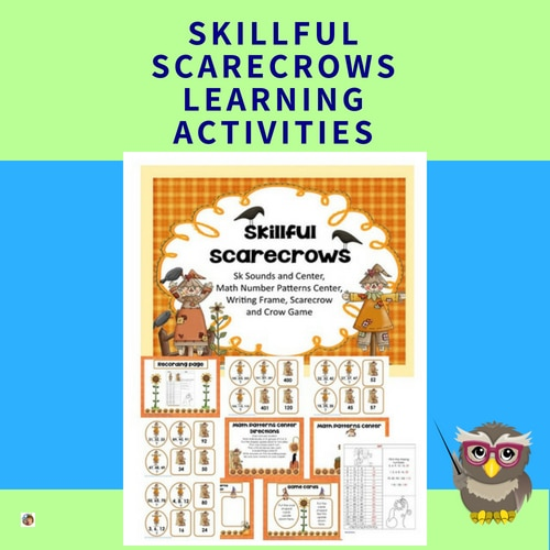skillful-scarecrows-fall-learning-centers-and-activities-for-grades-1-2