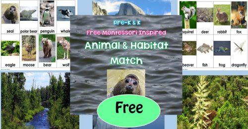 animal-habitat-match-printable-science-Pre-K-and-K-PDF-freebie