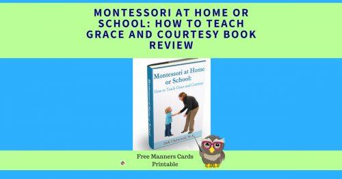 Montessori At Home Pdf