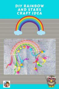 rainbow-and-stars-craft-idea-with-step-by-step-photos