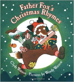 Father-Fox's-Christmas-Rhymes-book-cover