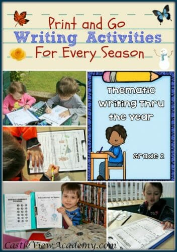 Print-and-Go-Writing-Activities-For-Every-Season-Thematic-Writing-Thru-The-Year-for-Grade-Two-much-more