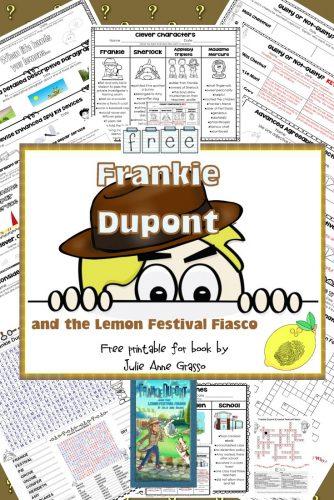 Frankie-Dupont-and-the-Lemon-Festival-Fiasco-free-lit-unit