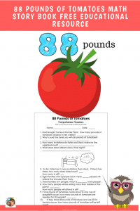 88-pounds-of-tomatoes-free-educational-worksheets-and-answer-key