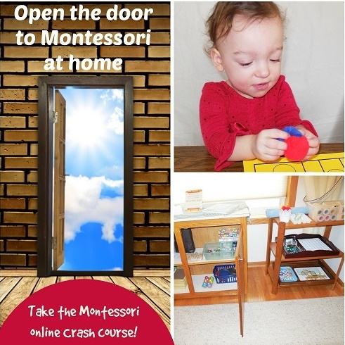 Montessori Crash Course has Valuable Learning