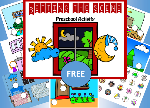 Setting-the-scene-preschool-activity-printable