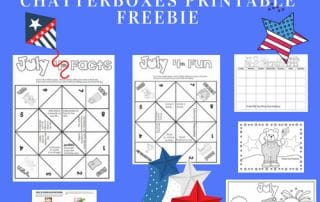 4th Of July Coloring And Fun Free Printable