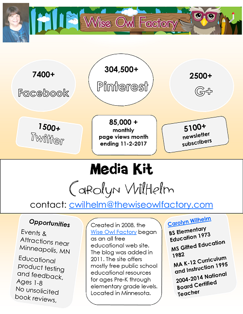 carolyn-wilhelm-media-kit-wise-owl-factory
