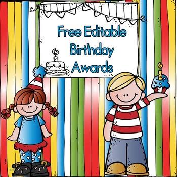 Free-Editable-Birthday-Awards